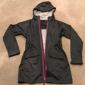 Prana raincoat